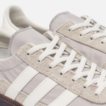Кроссовки adidas Originals Wensley Spezial Clear Granite/Off White/Collegiate Navy фото- 3