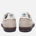 Кроссовки adidas Originals Wensley Spezial Clear Granite/Off White/Collegiate Navy фото- 5
