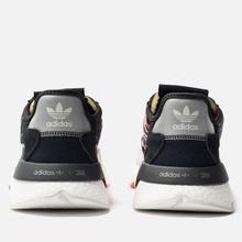 Мужские кроссовки adidas Originals x 3M Nite Jogger Reflective Core Black/Core Black/Crystal White фото- 4