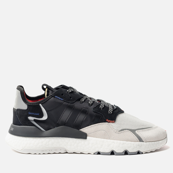 Мужские кроссовки adidas Originals x 3M Nite Jogger Reflective Core Black/Core Black/Crystal White