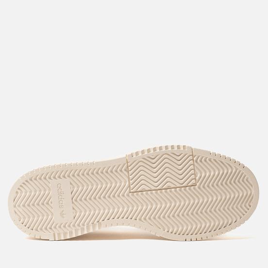 Мужские кроссовки adidas Originals x 424 Supercourt Premiere Chalk White/Chalk White/Scarlet