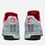 Кроссовки adidas Originals x Coca-Cola Clima Cool 1 Silver Metallic/Red/Core Black фото- 3