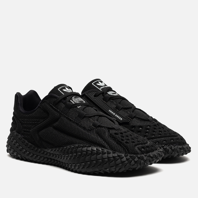 Мужские кроссовки adidas Originals x Craig Green Kontuur I Core Black/Core Black/Core Black