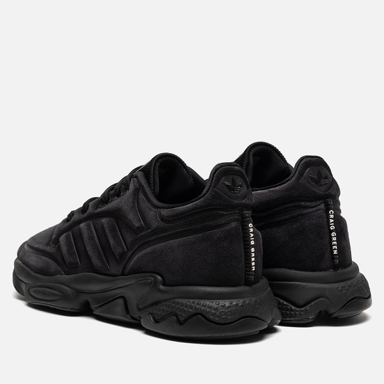 Мужские кроссовки adidas Originals x Craig Green Kontuur II Core Black/Core Black/Core Black