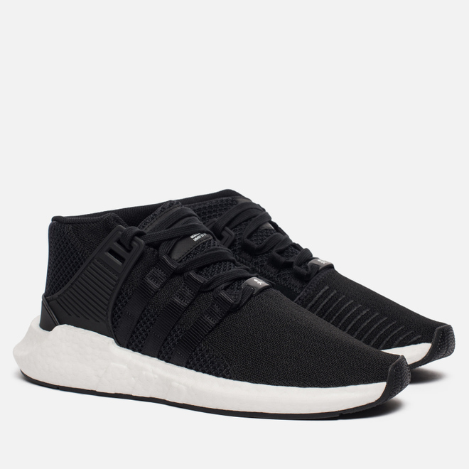 Мужские кроссовки adidas Originals x Mastermind World EQT Support 93/17 Black