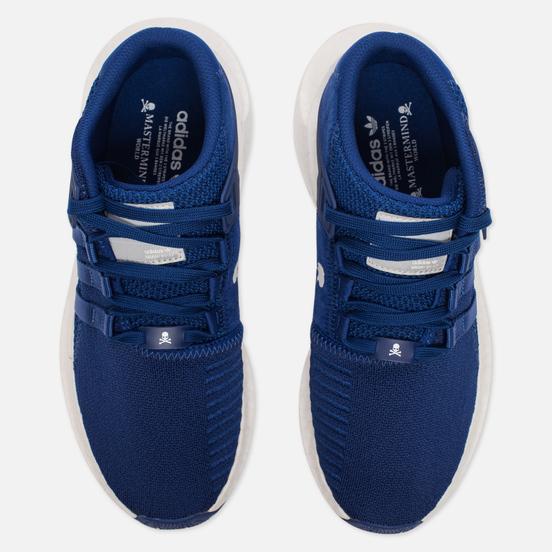 Мужские кроссовки adidas Originals x Mastermind World EQT Support 93/17 Mystery Ink