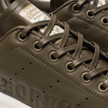 Мужские кроссовки adidas Originals x Neighborhood Stan Smith Boost Trace Olive/White фото- 6