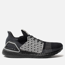 Мужские кроссовки adidas Performance x Neighborhood Ultra Boost 19 Core Black/Core Black/White фото- 3