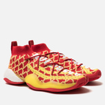 Мужские кроссовки adidas Originals x Pharrell Williams Crazy Byw Chinese New Year Red/Yellow фото- 2