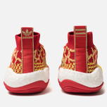 Мужские кроссовки adidas Originals x Pharrell Williams Crazy Byw Chinese New Year Red/Yellow фото- 3