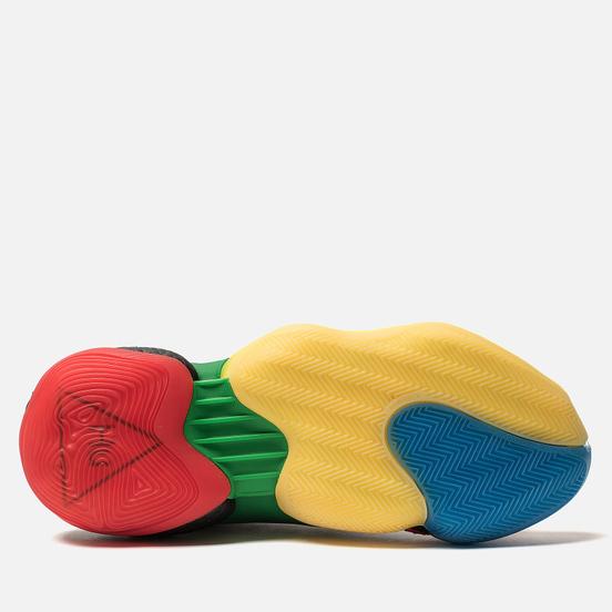 Мужские кроссовки adidas Originals x Pharrell Williams Crazy Byw LVL Core Black/Green/Supplier Colour