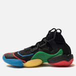 Мужские кроссовки adidas Originals x Pharrell Williams Crazy Byw LVL Core Black/Green/Supplier Colour фото- 1