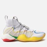 Мужские кроссовки adidas Originals x Pharrell Williams Crazy Byw LVL White/Supplier Colour фото- 0