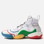 Мужские кроссовки adidas Originals x Pharrell Williams Crazy Byw LVL White/Supplier Colour фото- 1