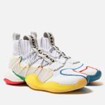 Мужские кроссовки adidas Originals x Pharrell Williams Crazy Byw LVL White/Supplier Colour фото- 2