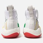 Мужские кроссовки adidas Originals x Pharrell Williams Crazy Byw LVL White/Supplier Colour фото- 3