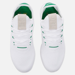 Мужские кроссовки adidas Originals x Pharrell Williams HU Tennis White/Green фото- 4