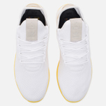 Мужские кроссовки adidas Originals x Pharrell Williams HU Tennis White/Yellow/Metallic Gold фото- 4