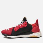 Мужские кроссовки adidas Originals x Pharrell Williams Solar HU Glide Chinese New Year Red/Core Black фото- 1