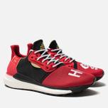 Мужские кроссовки adidas Originals x Pharrell Williams Solar HU Glide Chinese New Year Red/Core Black фото- 2
