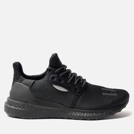 Мужские кроссовки adidas Originals x Pharrell Williams Solar HU PRD Core Black/Core Black/Core Black