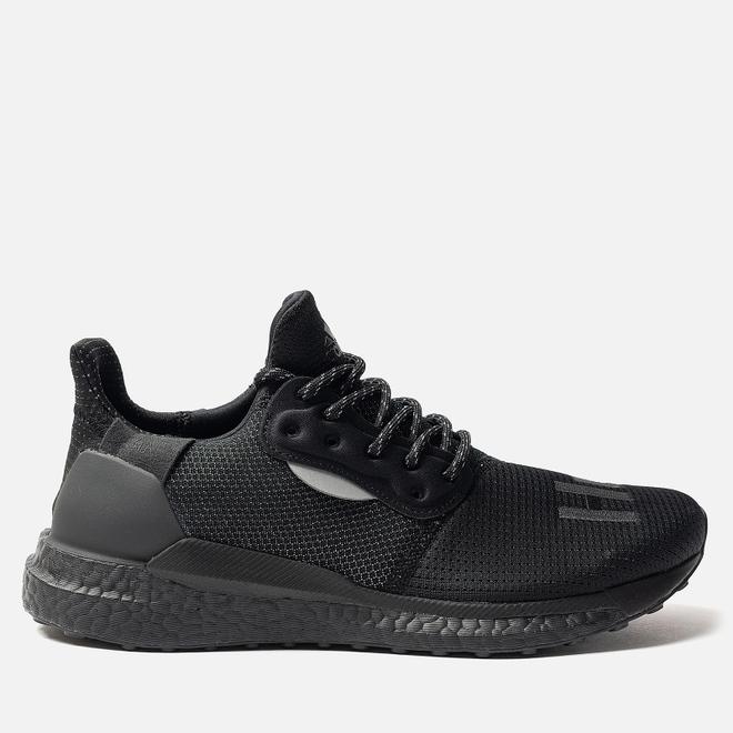 Мужские кроссовки adidas Originals x Pharrell Williams Solar HU PRD Core Black/Core Black/Core Black