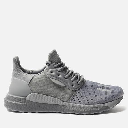 Мужские кроссовки adidas Originals x Pharrell Williams Solar HU PRD Grey Three/Grey Three/Grey Three