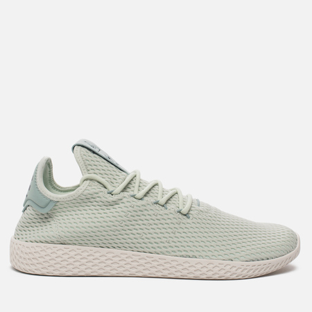 Мужские кроссовки adidas Originals x Pharrell Williams Tennis Hu Linen Green/Tactile Green