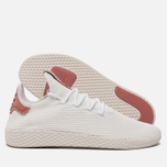 Мужские кроссовки adidas Originals x Pharrell Williams Tennis Hu Running White/Raw Pink фото- 1
