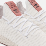 Мужские кроссовки adidas Originals x Pharrell Williams Tennis Hu Running White/Raw Pink фото- 3
