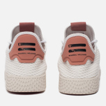 Мужские кроссовки adidas Originals x Pharrell Williams Tennis Hu Running White/Raw Pink фото- 5
