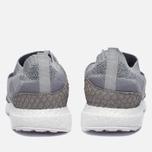 Кроссовки adidas Originals x Pusha T Ultra Boost EQT King Push Greyscale фото- 6