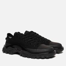 Мужские кроссовки adidas Originals x Raf Simons Detroit Runner Core Black/Core Black/Core Black фото- 0