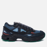 Мужские кроссовки adidas Originals x Raf Simons Ozweego 2 Night Marine/Black/Light Blue фото- 0