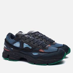 Мужские кроссовки adidas Originals x Raf Simons Ozweego 2 Night Marine/Black/Light Blue