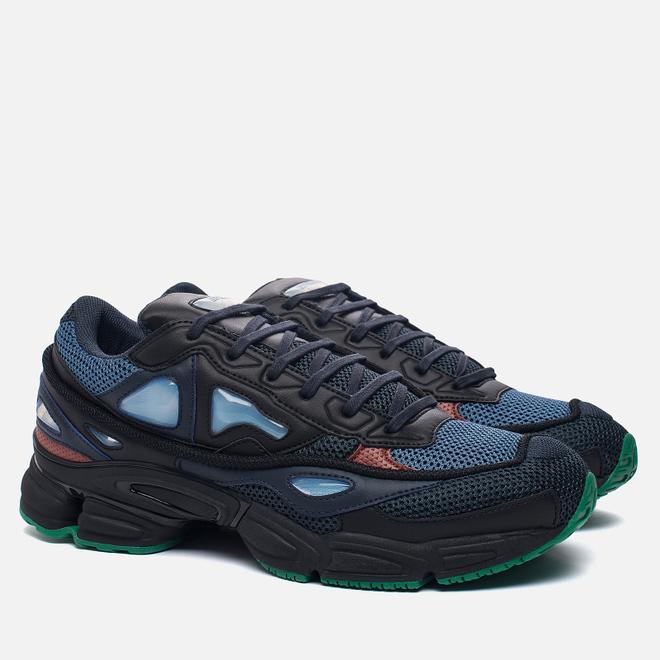 Мужские кроссовки adidas Originals x Raf Simons Ozweego 2 Night Marine/Black/Light Blue