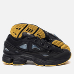 Мужские кроссовки adidas Originals x Raf Simons Ozweego III Black/Black/Corn Yellow фото- 1