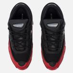 Мужские кроссовки adidas Originals x Raf Simons Ozweego III Core Black/Core Black/Scarlet фото- 4