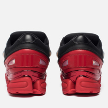 Мужские кроссовки adidas Originals x Raf Simons Ozweego III Core Black/Core Black/Scarlet фото- 2