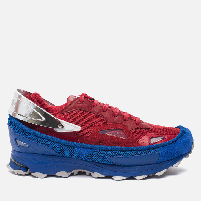 Мужские кроссовки adidas Originals x Raf Simons Response Trail II Power Red/Collegiate Royal