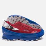 Мужские кроссовки adidas Originals x Raf Simons Response Trail II Power Red/Collegiate Royal фото- 1