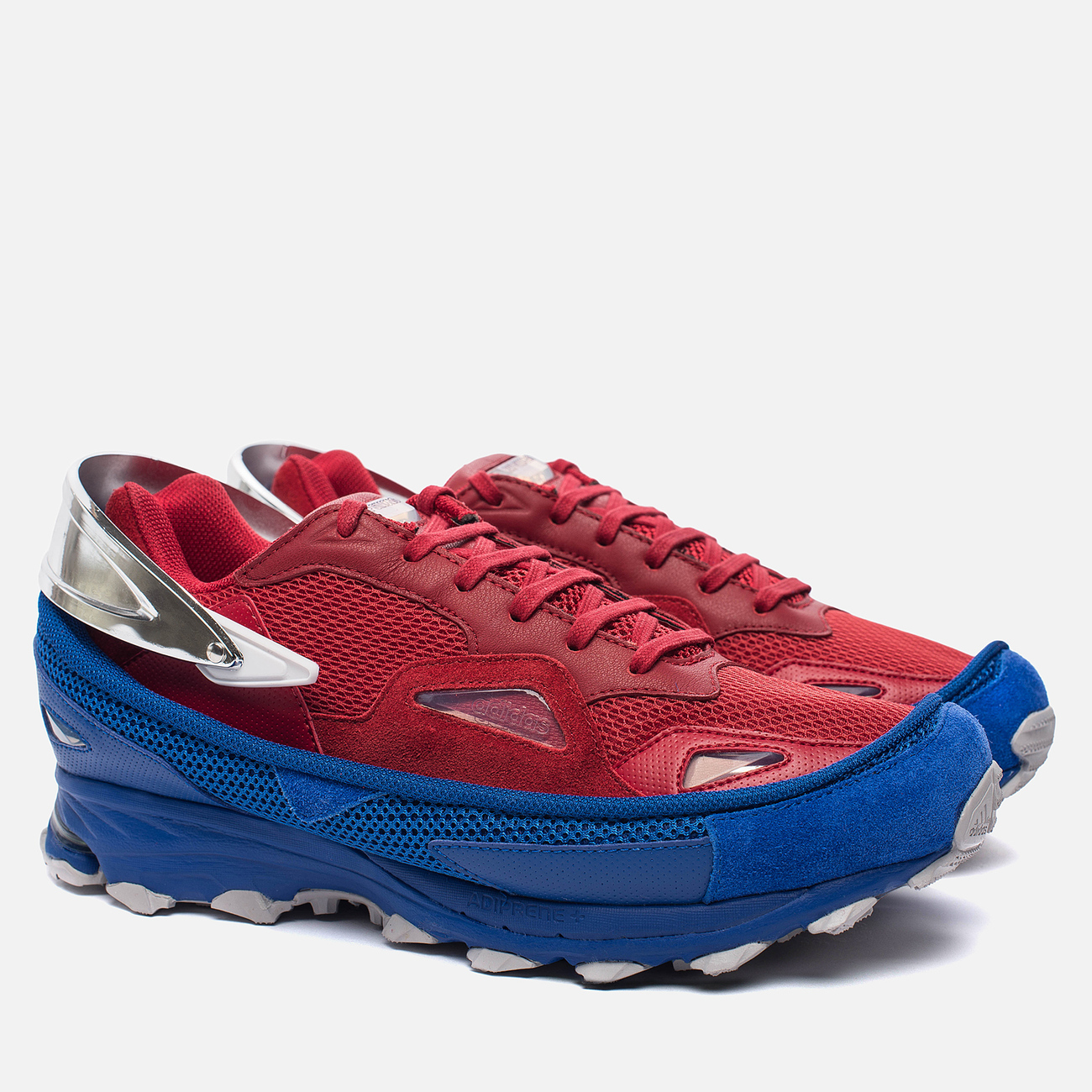 Мужские кроссовки adidas Originals x Raf Simons Response Trail II Power Red/Collegiate Royal