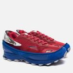 Мужские кроссовки adidas Originals x Raf Simons Response Trail II Power Red/Collegiate Royal фото- 2