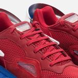 Мужские кроссовки adidas Originals x Raf Simons Response Trail II Power Red/Collegiate Royal фото- 3