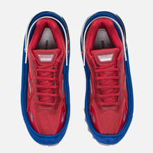 Мужские кроссовки adidas Originals x Raf Simons Response Trail II Power Red/Collegiate Royal фото- 1