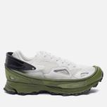 Мужские кроссовки adidas Originals x Raf Simons Response Trail II Vintage White/Black/Silver фото- 0