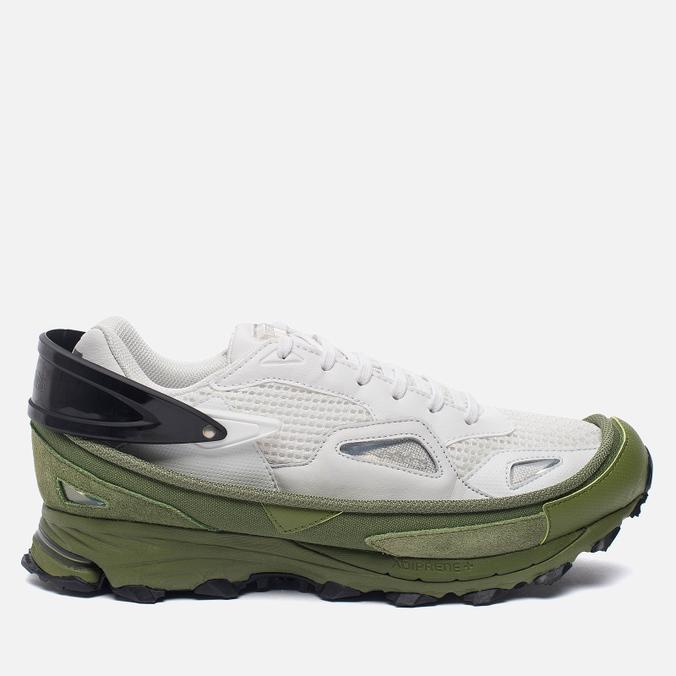 Мужские кроссовки adidas Originals x Raf Simons Response Trail II Vintage White/Black/Silver