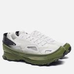 Мужские кроссовки adidas Originals x Raf Simons Response Trail II Vintage White/Black/Silver фото- 2