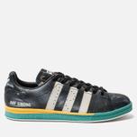 Мужские кроссовки adidas Originals x Raf Simons Samba Stan Core Black/Cloud White/Bright Blue фото- 0