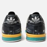 Мужские кроссовки adidas Originals x Raf Simons Samba Stan Core Black/Cloud White/Bright Blue фото- 3